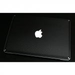 SGP Laptop Cover Skin Carbon for MacBook Pro 13""